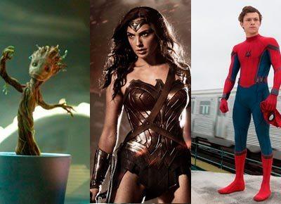 Portada Cine 2017 Superhéroes, aventura y ciencia ficción