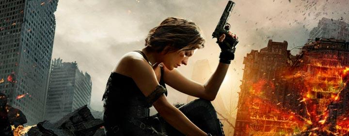 Umbrella llega a su fin: Resident Evil Capítulo Final