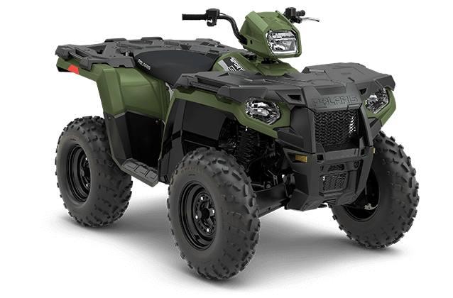 Sportsman 570 Sage Green