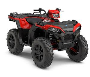 Polaris Sportsman XP 1000 Havasu Red
