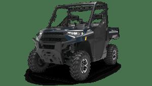 2019 Polaris Ranger XP 1000 EPS Steel Blue