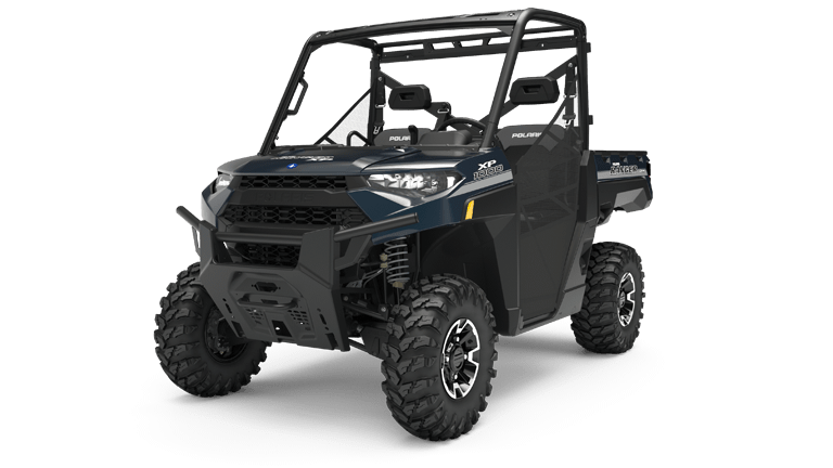 2019 Polaris Ranger XP 1000 EPS Steel Blue