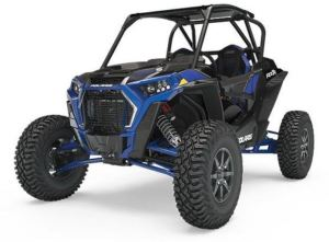 Z19VEL92BK RZR XP Turbo S, Polaris Blue