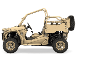 Polaris MRZR-D2 Military Utility Vehicle