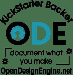 Open Design Engine KickStarter Logo