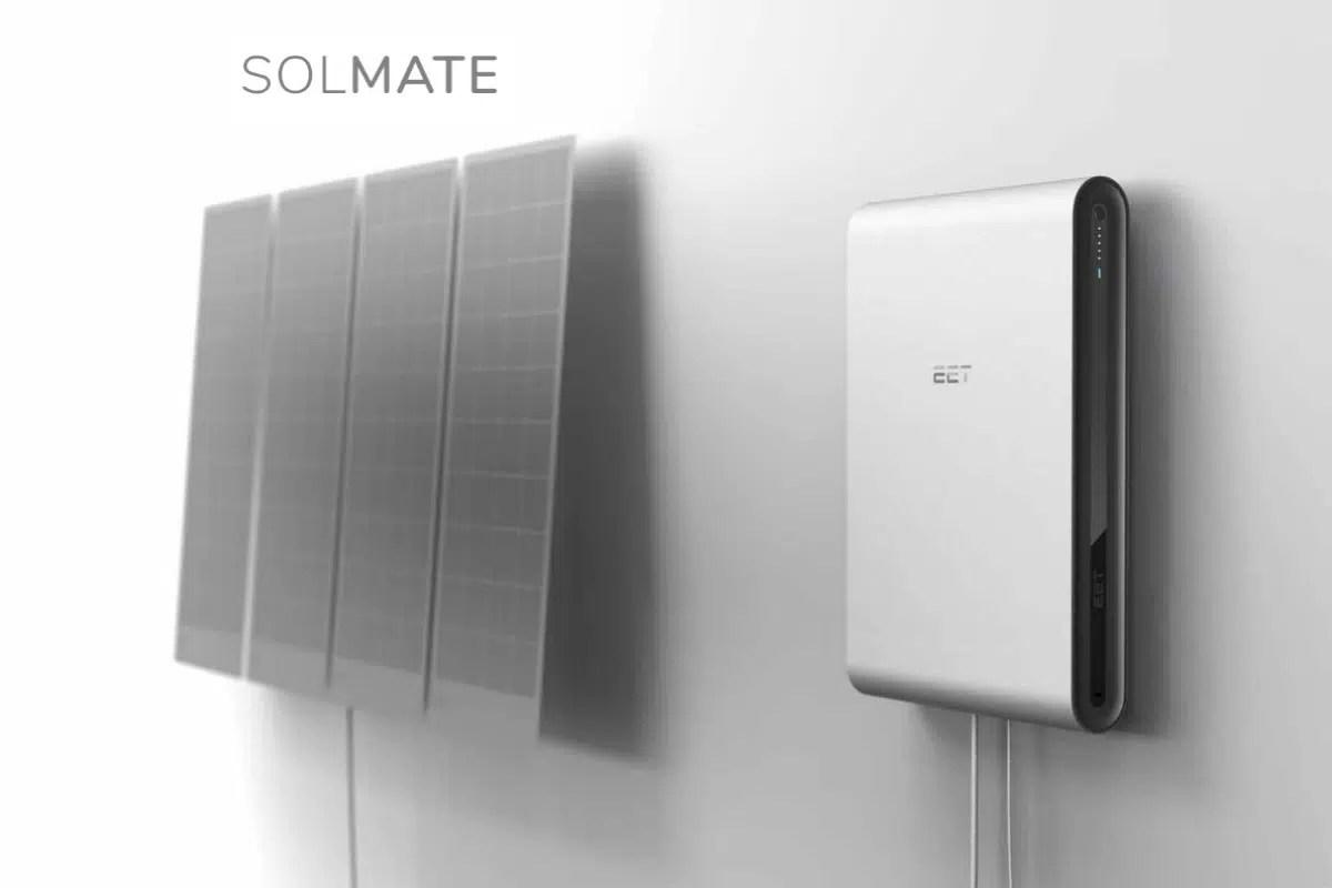 SOLMATE – dein grünes Kraftwerk für Zuhause