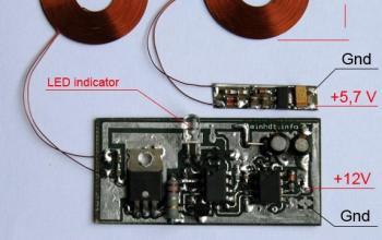 Truyền điện không dây V1