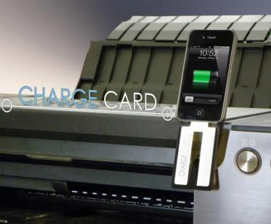 ChargeCard connection