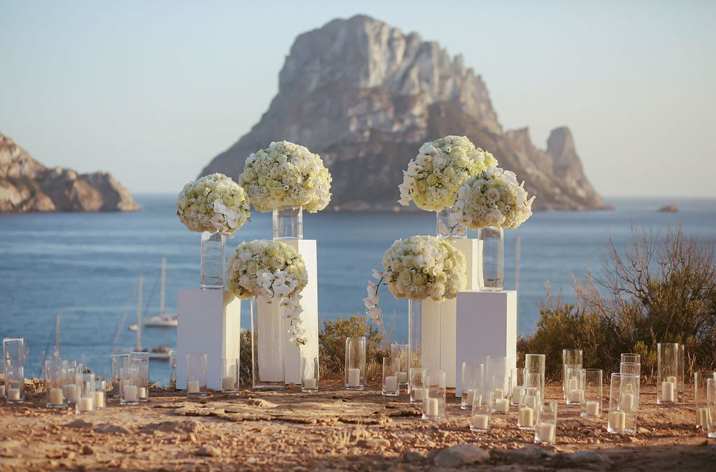 Marriage Proposal Ideas – Propose at Es Vedrà Ibiza with us at Ma Cherie Weddings