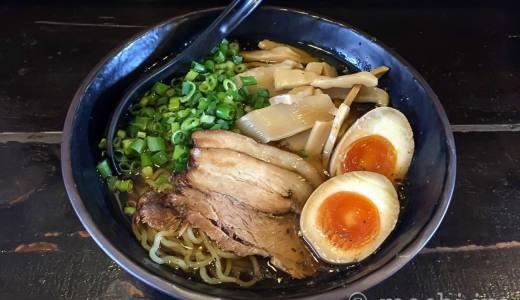 麺処村尾さんの新メニューを食べてみた☆