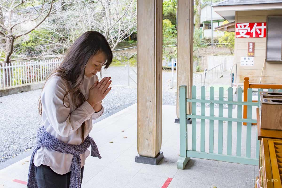 高千穗神社参拝写真