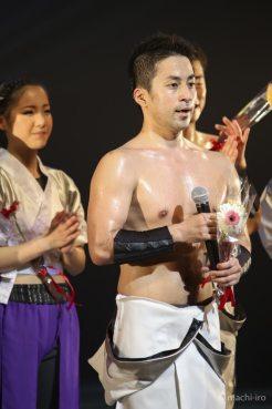 重村さんのエンディングスピーチ