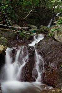 鍋加那の滝