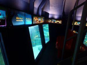 サブマリン・アドベンチャーは本物の潜水艦に乗っている気分に