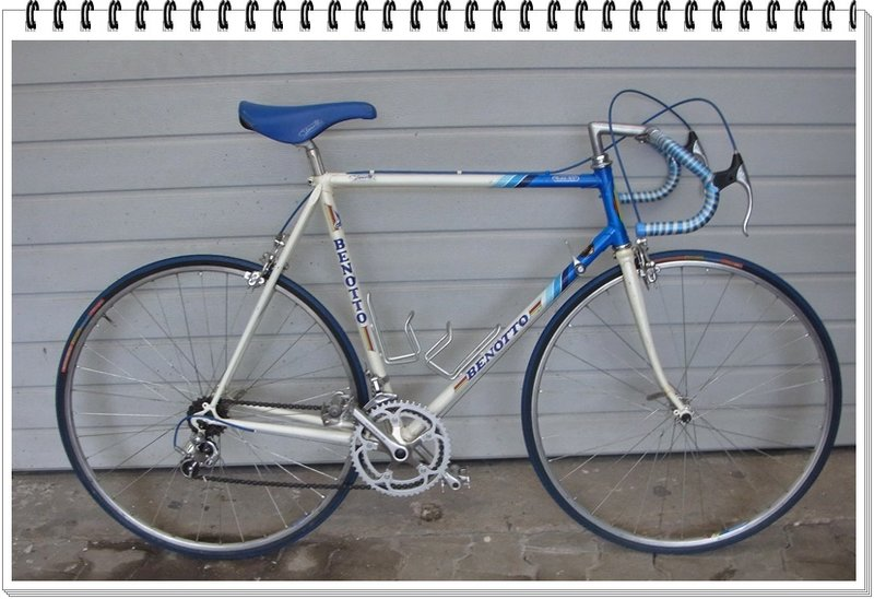 1985 Benotto 800