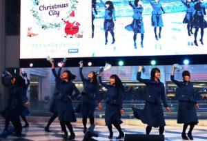 東池袋52 クリスマスライブステージ