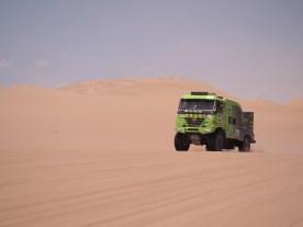 Un coloso en medio desierto