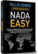 "Livro ""Nada Easy"""