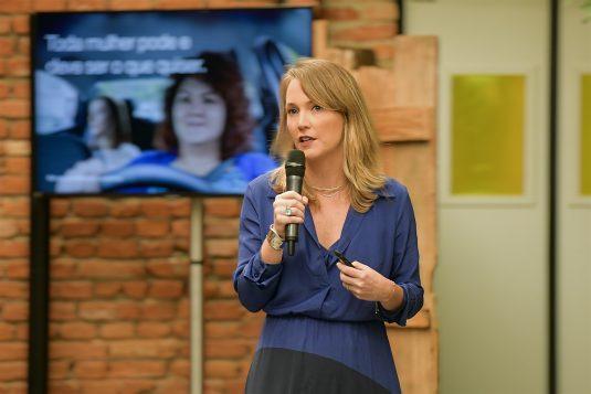 Cláudia Woods, ex-CEO da Uber