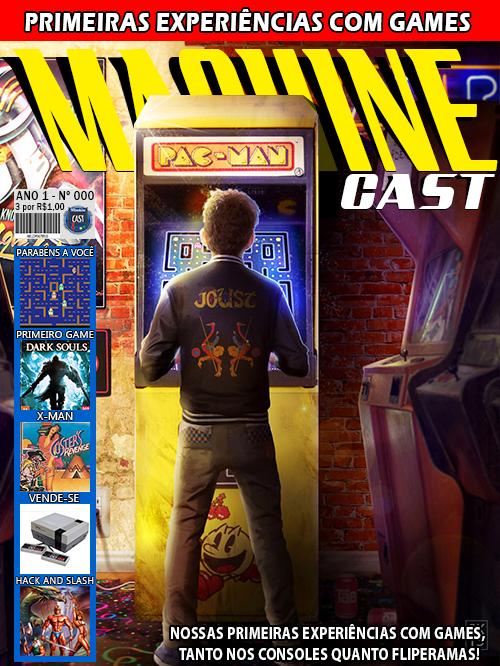 MachineCast #Demo – Primeiras Experiências com Games