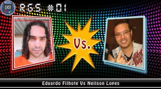 Retro Gamer Show #01 - Eduardo Filhote vs Neilson Lopes
