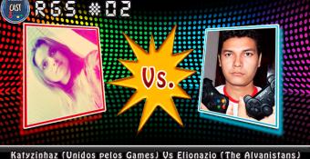 Retro Gamer Show #02 – Katyzinhaz Vs Elionazio