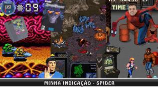 MachineCast #09 Minha Indicação Battletoads - StarCraft - Double Dragon
