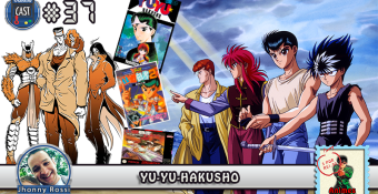 MachineCast #37 – Yu-Yu-Hakusho