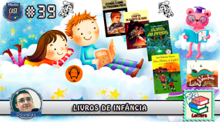 MachineCast #39 – Livros de Infância