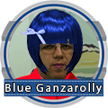 BLUE GANZAROLLY 120