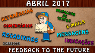 FeedBack To The Future: Abril 2017