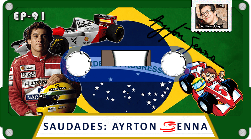 MachineCast #91 – Saudades: Ayrton Senna