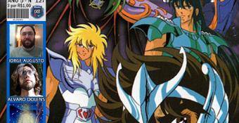 MachineCast #127 – Cavaleiros do Zodíaco – Hades: A Saga do Santuário