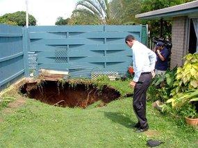 the mystery hole! (image: ABC)