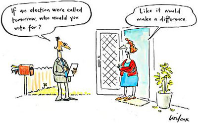 image: Cathy Wilcox for The Sydney Morning Herald