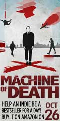 Machine of Death Day is October 26, 2010