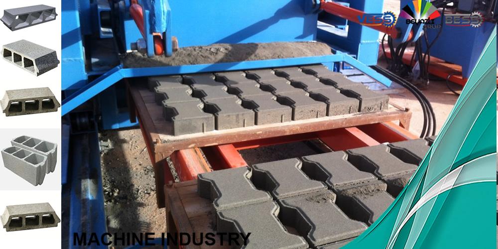 Machine De Fabrication De Parpaing Brique Comment Fabrique Ton Une Machine A Brique Prix Machine Parpaing Automatique