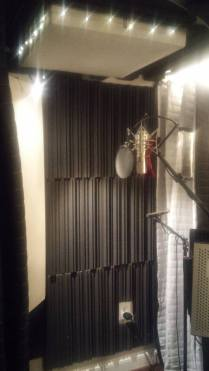 Vocal Isolation Booth ‡