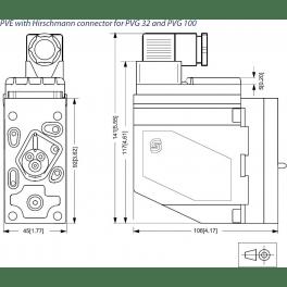 Danfoss 157b4332 pveh aivena.lt