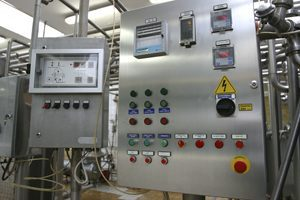Machinery electrical equipment