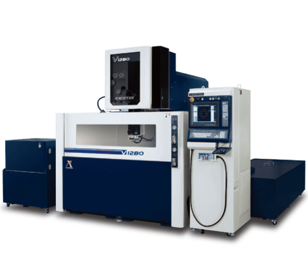 Excetek 1280 Wire Cutting EDM