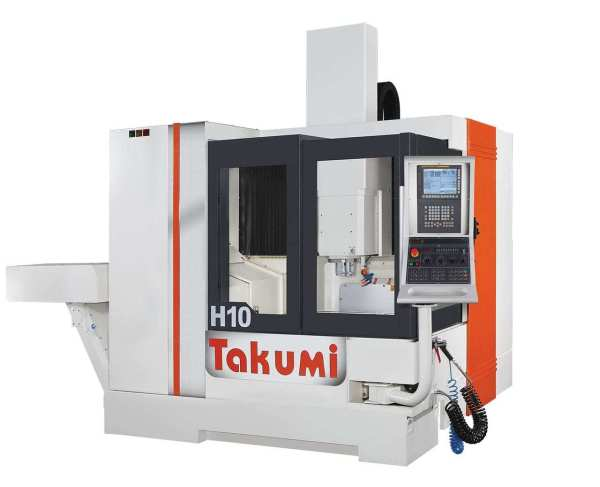 Takumi H10 Double Column Machining Center