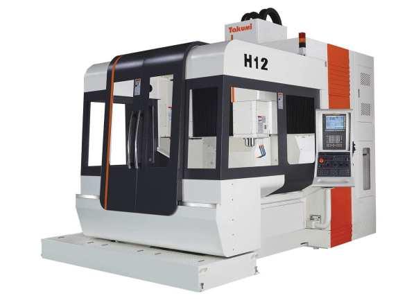 Takumi H12 Double Column Machining Center
