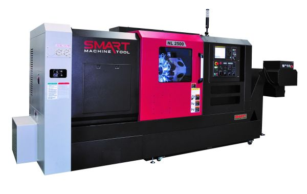 Smart Machine Tool NL 2500M