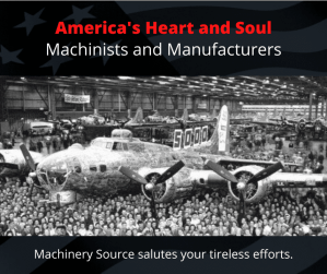 crisis - Machinery Source