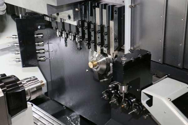 Hanwha XD20II V tool layout