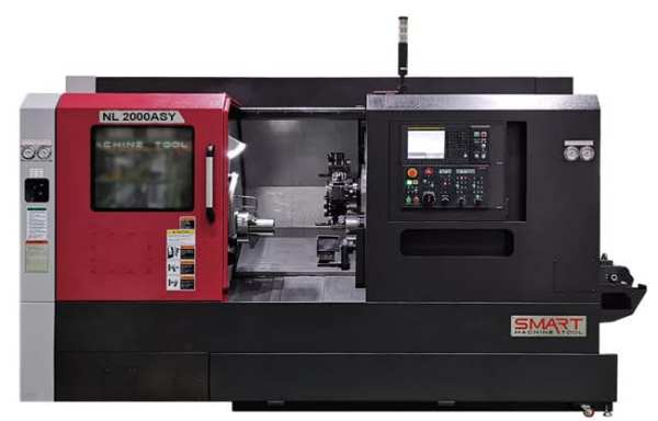 SMART NL2000 ASY Multi Axis Lathe