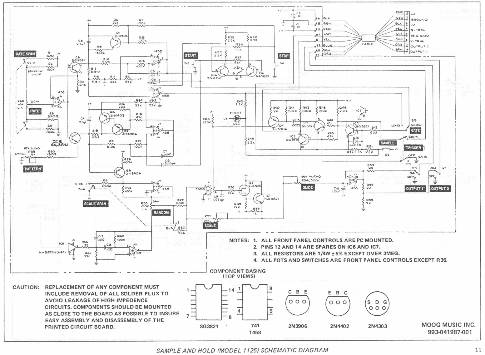 Music Machines Do It Yourself Schematics