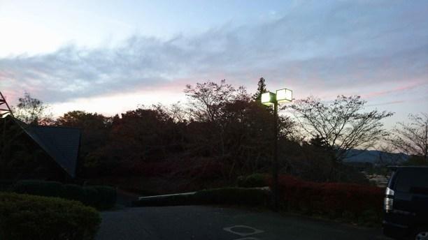 職場から眺めた空。雲がすごかったです(東舘・女性)