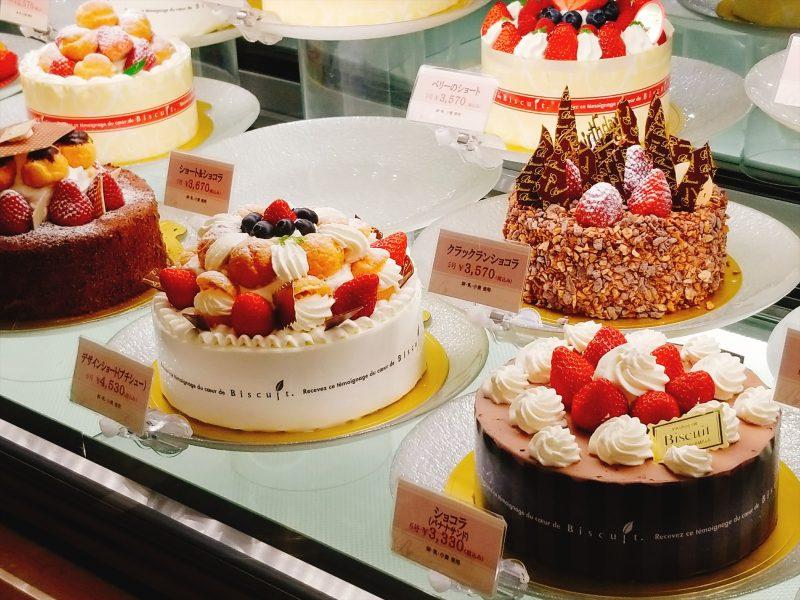 値段 ケーキ ホール